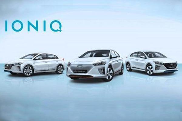 一周新车   中国首款超跑马力1044匹 现代IONIQ可搭配三种电力系统