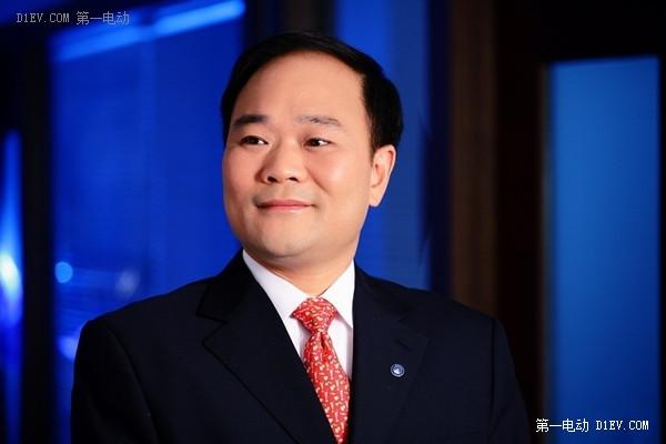 全国政协委员、吉利集团董事长李书福