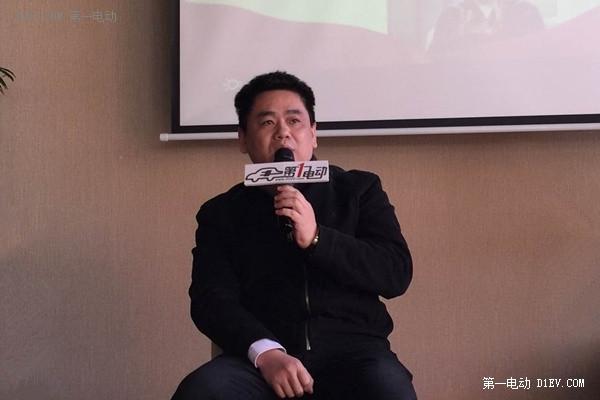 北京理工大学教授、电动车辆国家工程实验室副主任 林程