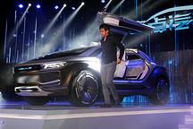 奇点汽车开上舞台,沈海寅要造出懂我们的智能电动车