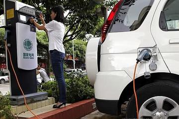 无锡市电动汽车充电服务费公布 最高1.47元/kWh