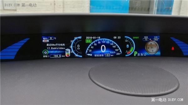 充电1小时车能跑多远?三款电动汽车零度低温充电速度测试