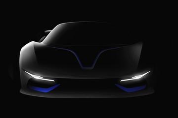 百公里加速3秒!北汽新能源纯电动超跑将亮相2016北京车展