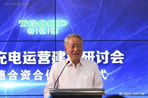 科技部交通领域科技项目专员王秉刚