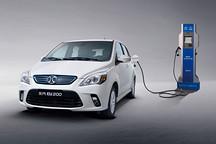 2016政府报告明确 新能源车发展以电动汽车为主