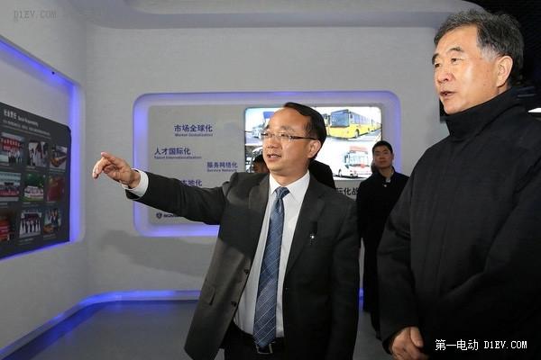 苏州金龙海格客车总经理吴文文