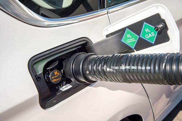宝马氢动力燃料电池汽车