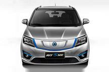 纯电动MPV 东风风行S500 EV官图发布