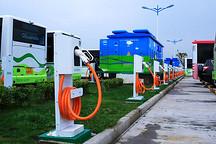 上海特来电公交充电站正式投运  可满足120辆纯电动公交充电