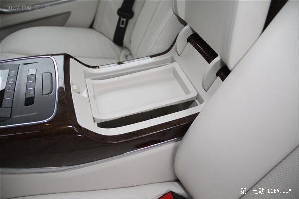 优雅与科技的完美结合 上汽荣威e950静态评测