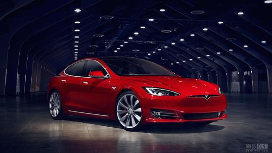 也戴上口罩了 小改款特斯拉Model S发布