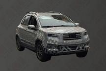 基于哈弗H1打造 长城首款纯电动SUV曝光