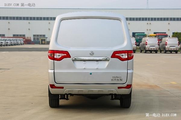 东风EQ5022纯电动物流车