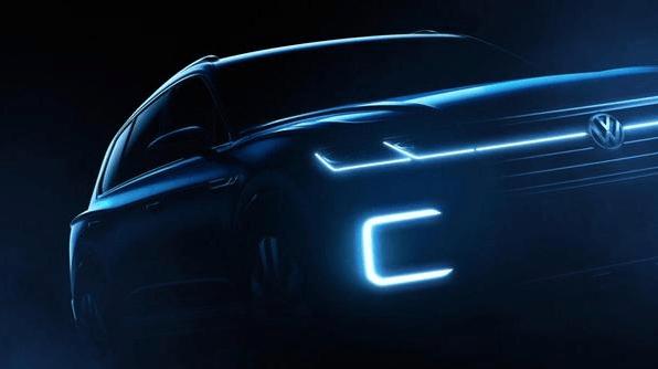 大众新款插电SUV首发,从此不惧比亚迪唐车主