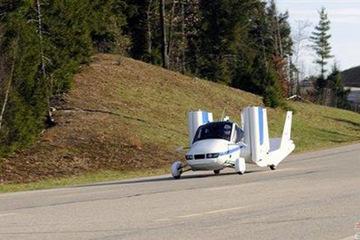 吉利下一步要造飞行汽车?李书福投资硅谷公司