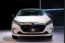 比亚迪电动汽车价格及图片介绍
