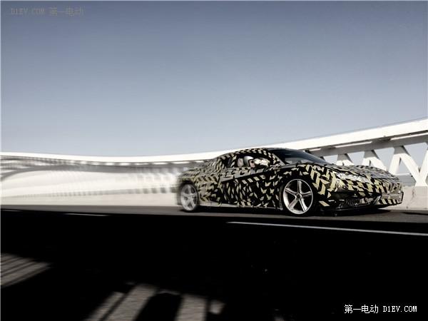 前途K50纯电动超跑动态测试图片首曝光