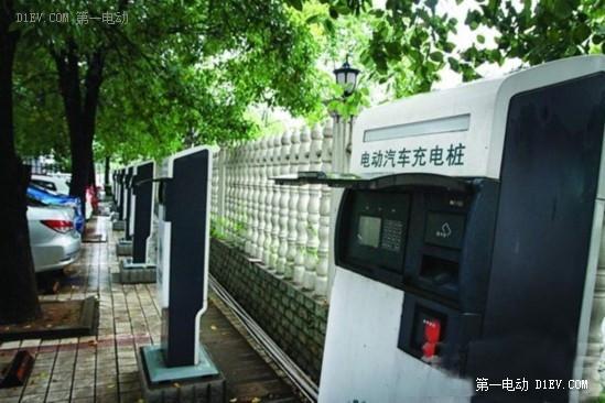 北京充电规划出炉 十三五期间将建充电桩约44万个