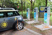 深圳建成充电桩2.4万个 快速充电站约200座