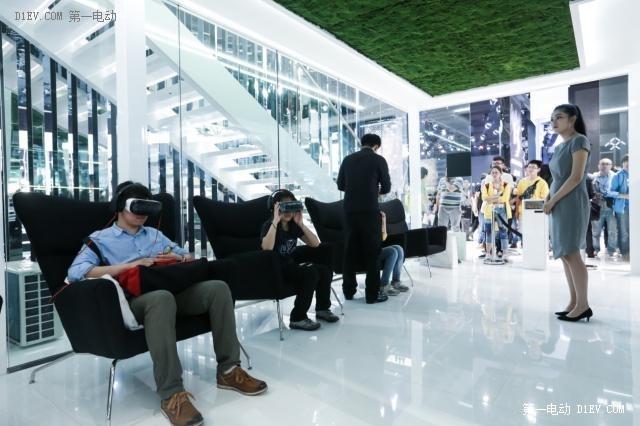 Faraday Future人气爆棚成现象级展台 硅谷基因电动超跑引追捧