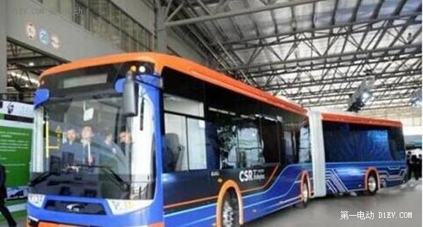 获补700万元 湖南常德引进首批70辆纯电动公交车