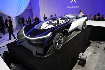 Faraday Future全球制造副总裁:量产车续航会超过特斯拉20%-30%