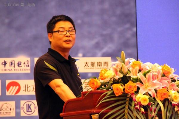 刘心文自解云度造车术 纯电动SUV攻两头市场