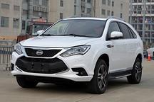 最快国产电动汽车SUV再升级 比亚迪唐100申报图曝光