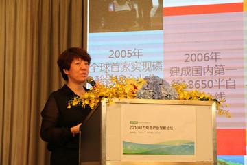 比克电池首席技术官骆兆军:动力电池整体迈入高容量体系