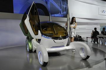 亚太股份与奇瑞新能源签订智能汽车技术合作协议