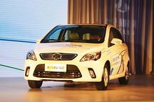 补贴前售17.78万起 北汽新能源新款EV160上市
