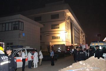 江苏启东海四达公司发生火灾爆炸 致2死18伤
