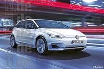 或巴黎车展首秀 大众计划推i3竞争车型