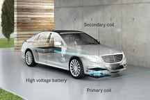 2017年推出 奔驰S级将搭载无线充电系统