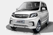 宏瑞Kingcar即将问世,打造微型电动车智慧出行