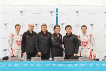FF结盟龙之队 合作研发电动赛车将于10月份亮相