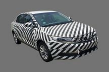 帝豪GL混动版实车曝光 预计年底上市