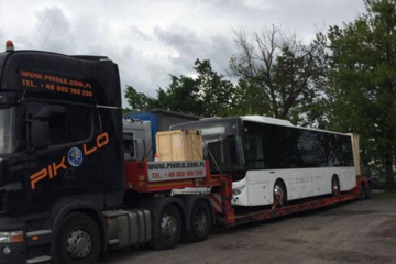 上海电巴与理工华创携整车换电技术  联手进驻波兰市场