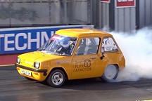 完胜特斯拉 英国一款改装电动老爷车打破世界纪录