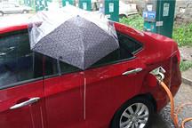 电亮中国第三季| 有一点忐忑,我的江淮iev5是如何在那场暴雨中充电的