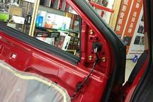 装备再升级! 我的江淮iEV5摇控升降车窗安装作业