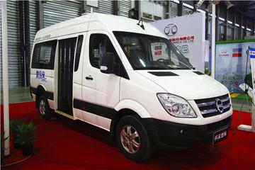 南京金龙开沃重磅车型亮相全球新能源汽汽车大会(上海)交易展