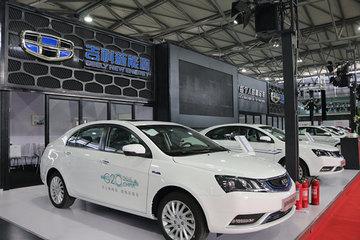 吉利新能源携6辆3色帝豪EV参展 为上海消费者提供让利优惠