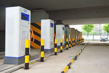 江西新能源电动汽车充电设施建设步伐加快