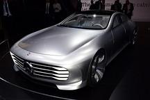 9月推首款续航500km概念车 奔驰注册全新子品牌EQ