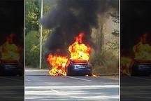 特斯拉再出事故,一辆Model S在法国试驾中起火