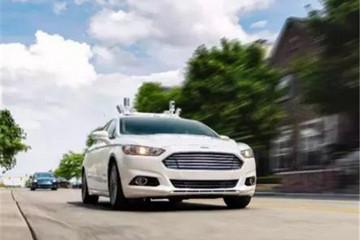 福特汽车计划在2021年为车辆共乘服务提供全自动驾驶汽车