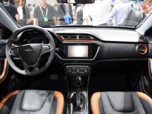 奇瑞汽车 瑞虎3X 2016款 基本型