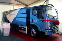比亚迪全球首发26款全系纯电动环卫车 北京环卫车全面走向零排放