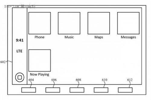 苹果获得一项汽车专利 造车计划看来有戏了